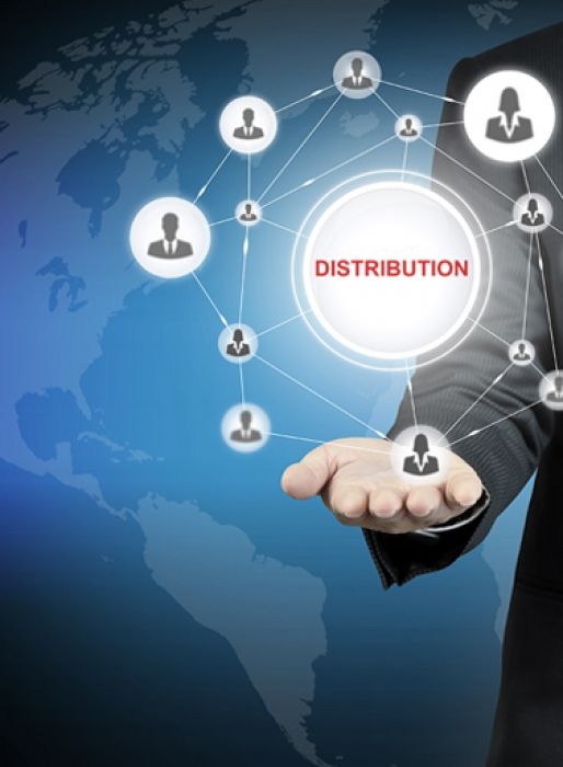 Find your nearest distributor